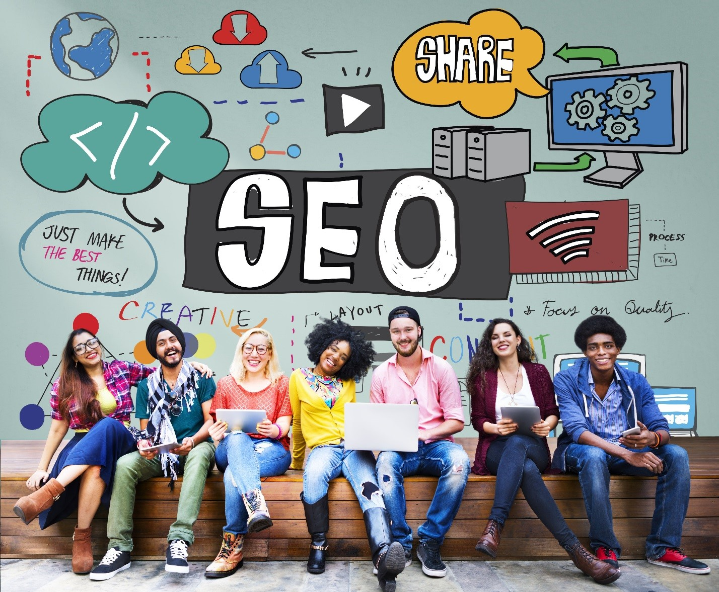 Consult an SEO Company and Find Ways to Improve Your Site and More