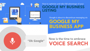 Now is the Time to Embrace Voice Search; Click-through Rate (CTR) is a Ranking Factor; and More
