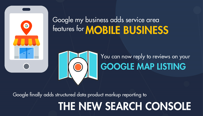 Google My Business Adds Service Area Features for Mobile Business