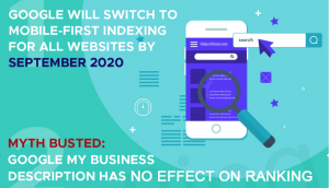 Google Will Switch to Mobile-First Indexing for All Websites by September 2020